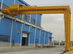 供應安徽宿州地區泗縣電動葫蘆半門式起重機,龍門配件