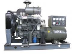大連小功率濰柴系列柴油發電機組