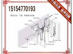 气幕喷淋系统 气幕喷淋装置 气幕喷淋防护墙