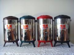 清越开水桶厂家直销 价格更低 质量保证 双层开水桶