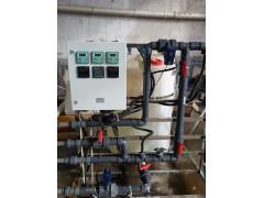 供應蓄電池廢水自動加藥處理系統