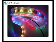 5050幻彩LED软灯条 圣诞节舞台装饰用彩灯