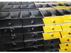 鑄鋼減速帶,鋼板減速帶,鑄鋼減速帶廠家