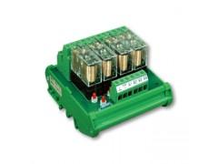 雷普 继电耦合器 JDO-10 (4×24V DC/2J)