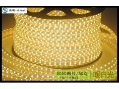 西藏5050led高壓燈帶 拉薩220vLED燈條燈帶廠家