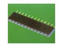 1.00mm2.54mm1.27mm间距排针排母