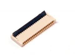 0.3mm0.5mm间距FPC掀盖下接