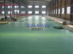 滨州新建厂房用金刚砂耐磨地面材料可以吗?