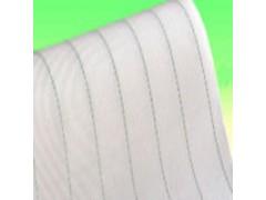 廠價批發防靜電濾布 靜電濾布 抗靜電布