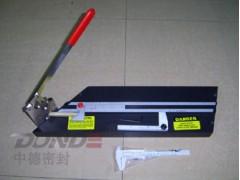 中德ZD-PT04闸式盘根切割器