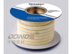 供應中德ZD-P1402芳綸浸油涂四氟盤根