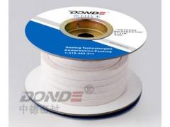 供應中德ZD-P1410白芳綸纖維盤根
