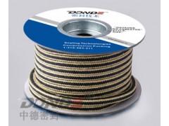 供應中德ZD-P1421芳綸包角黑四氟盤根