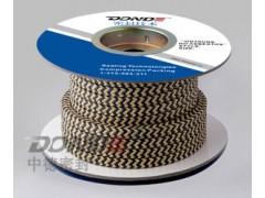 供應中德ZD-P1420芳綸交織黑四氟盤根
