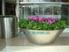 广场商场不锈钢艺术花盆不锈钢花盆装饰不锈钢花盆加工