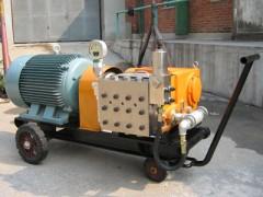 頁巖煉油廠初冷器清洗用高壓水清洗機