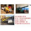 供应单重管高压旋喷钻机成套设备,水平旋喷桩钻机价格