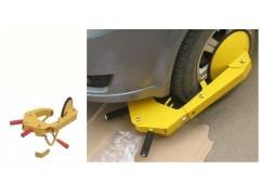 巴彦淖尔市有小车车轮锁卖吗 执法专用轮胎锁多少钱一把