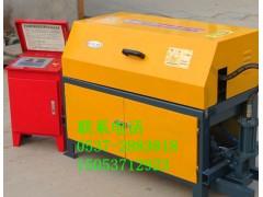 GT4-10型全自动数控钢筋调直切断机