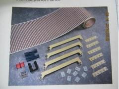 供應貝格斯Poly-Pad 400導熱絕緣墊片PET基材
