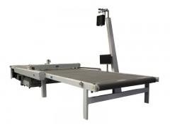 供應裁剪皮革類的LC3000真皮裁剪機