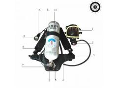正压式消防空气呼吸器消防认证代理型式检验