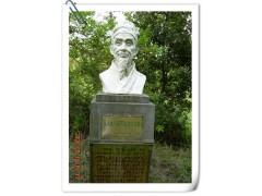 精品石雕校園雕塑之古今中外名人雕像 名人胸像 偉人雕塑