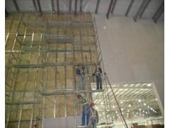 专业防火隔断玻镁防火板吊顶隔墙厂房装修