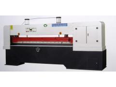 薄木剪切機氣動液壓木業裁皮機最新供求商機剪切機視頻