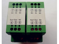 0-20mA轉0-3.3V信號放大器