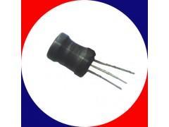 廠家供應優質三腳電感6X8-1mH/100mH