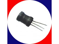 供應電子元件:三腳電感;9*12工字型、電感量大、聲音響亮