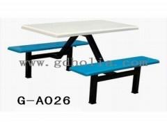 单位食堂餐桌椅,玻璃钢餐桌椅,防火板餐桌椅,广东家具厂批发
