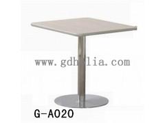 铸铁餐台,不锈钢餐桌椅,独立桌,分体式餐桌椅,广东餐厅家具厂