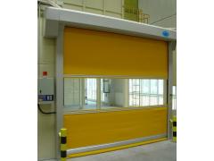 安徽專接工業提升門高難工程、合肥廠房遙控滑升門、合肥快速門