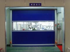 安徽軟布卷門,合肥工廠垂直提升門,潔凈車間門