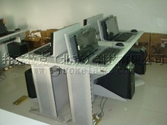 翻蓋式電腦桌