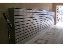 贵州不锈钢信报箱制作、遵义小区信报箱价格、别墅信报箱厂家