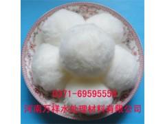 河北地區供應生產銷售改性纖維球的廠家公司有哪些