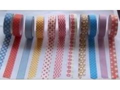 低价供应印刷和纸胶带 美纹纸印刷胶带