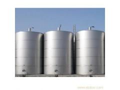 非標常壓不銹鋼貯罐