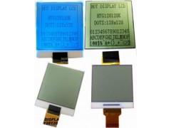 128128四級灰度、支持串并接口LCD液晶屏