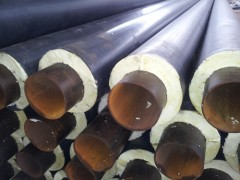 热水直埋保温管标准型号,聚氨酯热水直埋保温管供应厂家