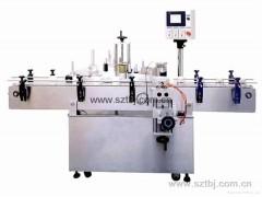 代理全自動圓瓶貼標機產品加工自動貼標機