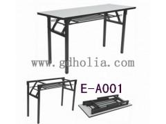 折叠会议桌,折叠台架,广东折叠桌工厂价格批发直销,条形桌