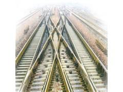 菱形交叉道岔,礦用交叉道岔, 菱形交叉道岔圖紙