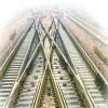 菱形交叉道岔,矿用交叉道岔, 菱形交叉道岔图纸
