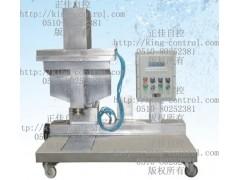 无锡Y5称重式稀释剂灌装机(双头)丨江苏不饱和树脂灌装机