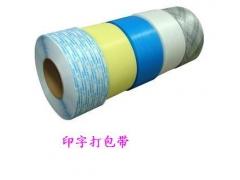 专业生产PP打包带,全塑打包带,印刷打包带