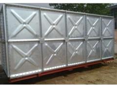 鍍鋅板水箱生產廠家/加工定制